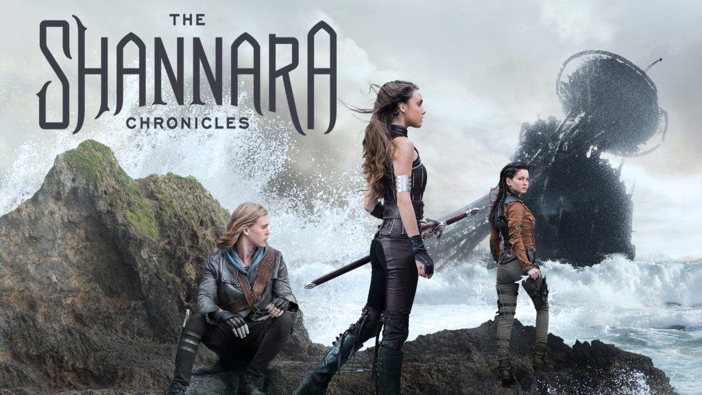 Make It Anime The Shannara Chronicles