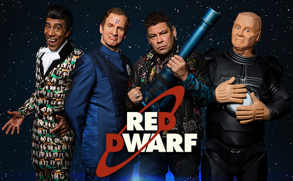 Make It Harem Anime Red Dwarf