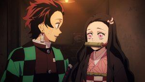 Demon Slayer Kimetsu No Yaiba Episode 10 Tanjiro And Nezuko