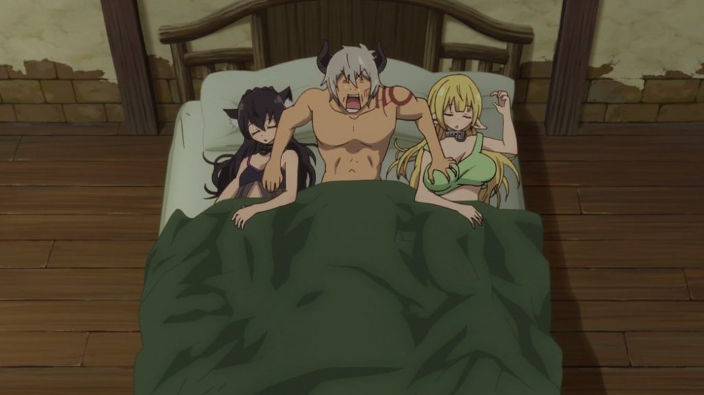 How Not To Summon A Demon Lord Episode 2 Diablo Waking Up