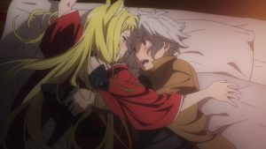 Is It Wrong To Try To Pick Up Girls In A Dungeon II Episode 6 Haruhime And Bell