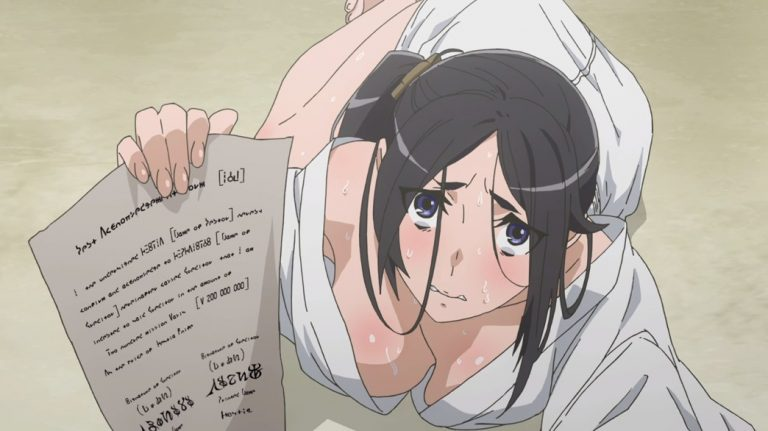 Is It Wrong To Try To Pick Up Girls In A Dungeon II Episode 5 Mikoto Found Hestia's Debt