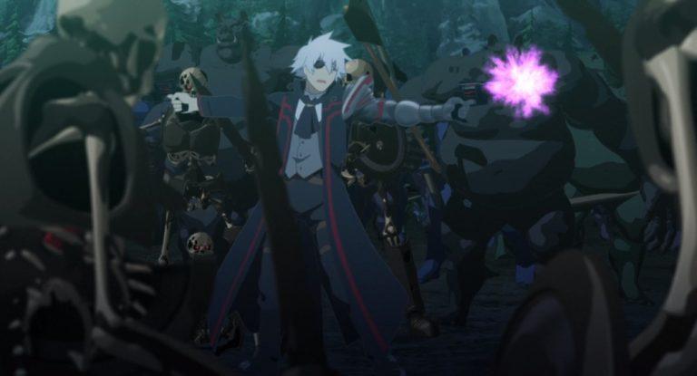 Arifureta From Commonplace to World's Strongest Episode 10 Hajime Gun Haka