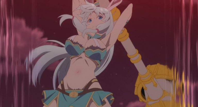 Arifureta From Commonplace to World's Strongest Episode 9 Shea Hammer Time