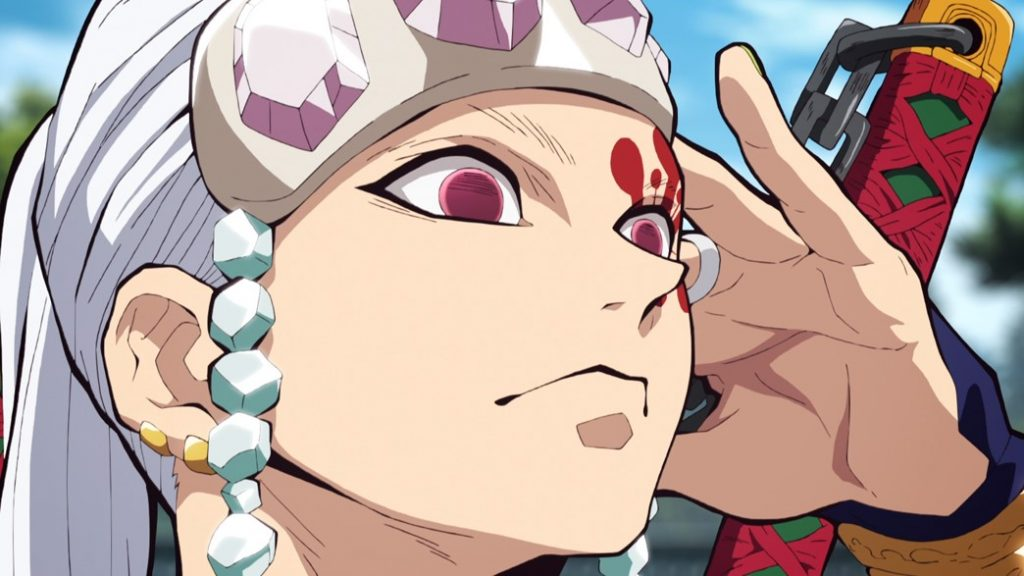 Demon Slayer Kimetsu No Yaiba Episode 22 Sound Hashira Tengen Uzui
