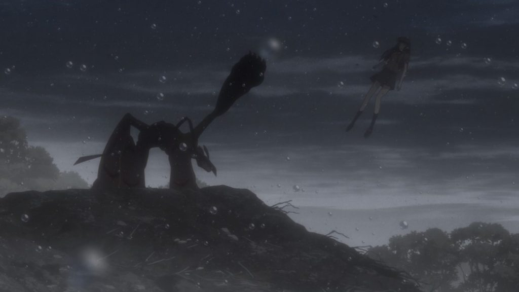 Fruits Basket Episode 24 Kyo in true form attacks Tohru