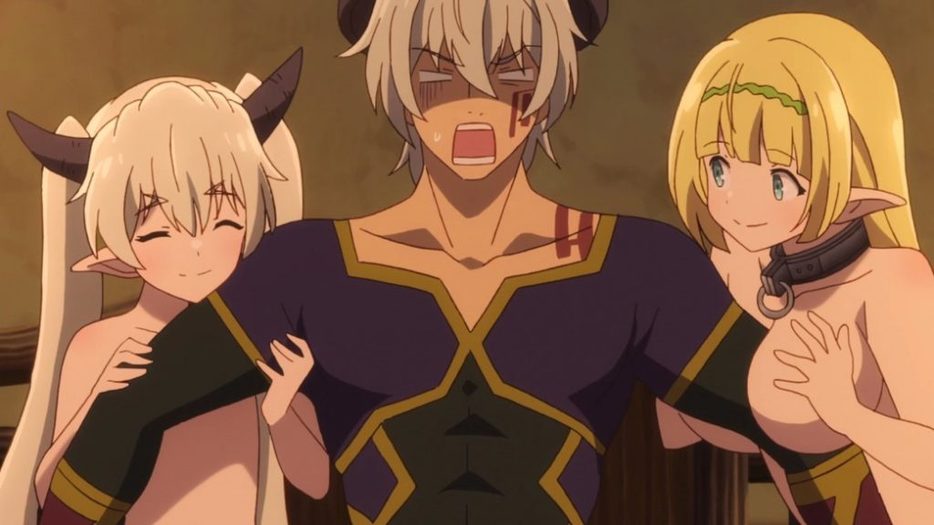How Not To Summon A Demon Lord Episode 10 Clem and Shera Help Diablo Recharge
