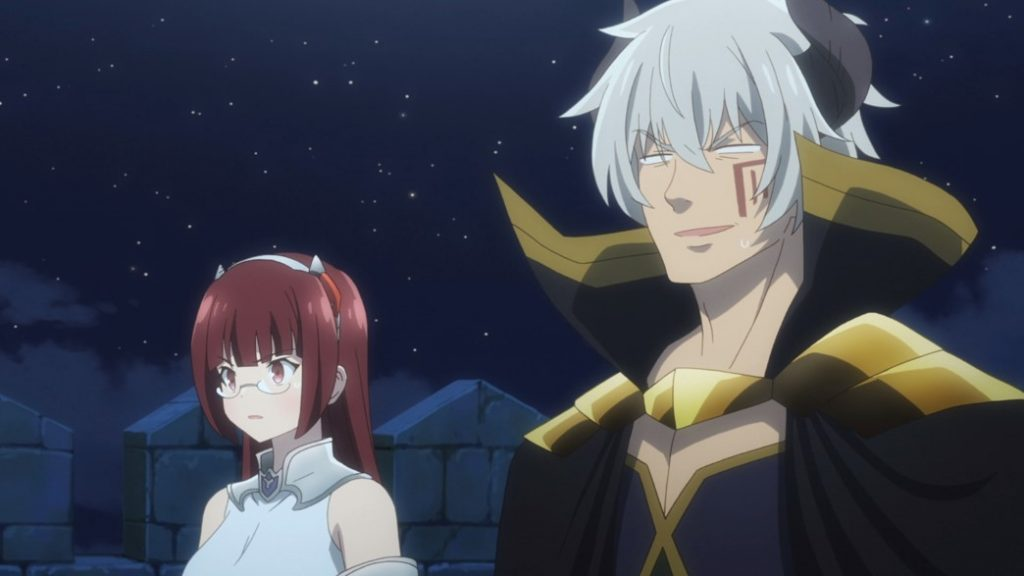 How Not To Summon A Demon Lord Episode 10 Diablo Surprised at Clem