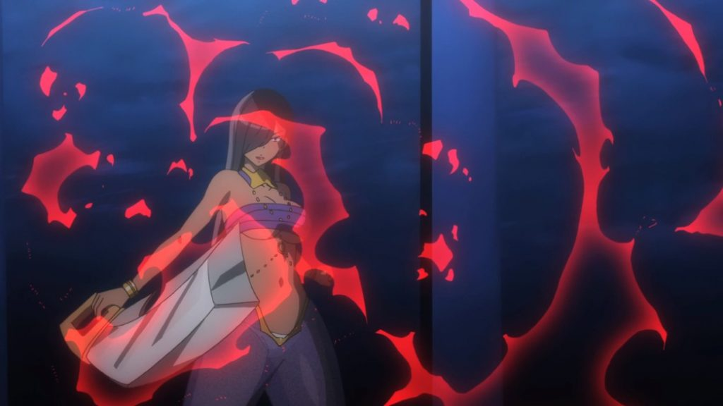 Is It Wrong To Try To Pick Up Girls In A Dungeon II Episode 10 Aisha unleashes a magic attack on Bell