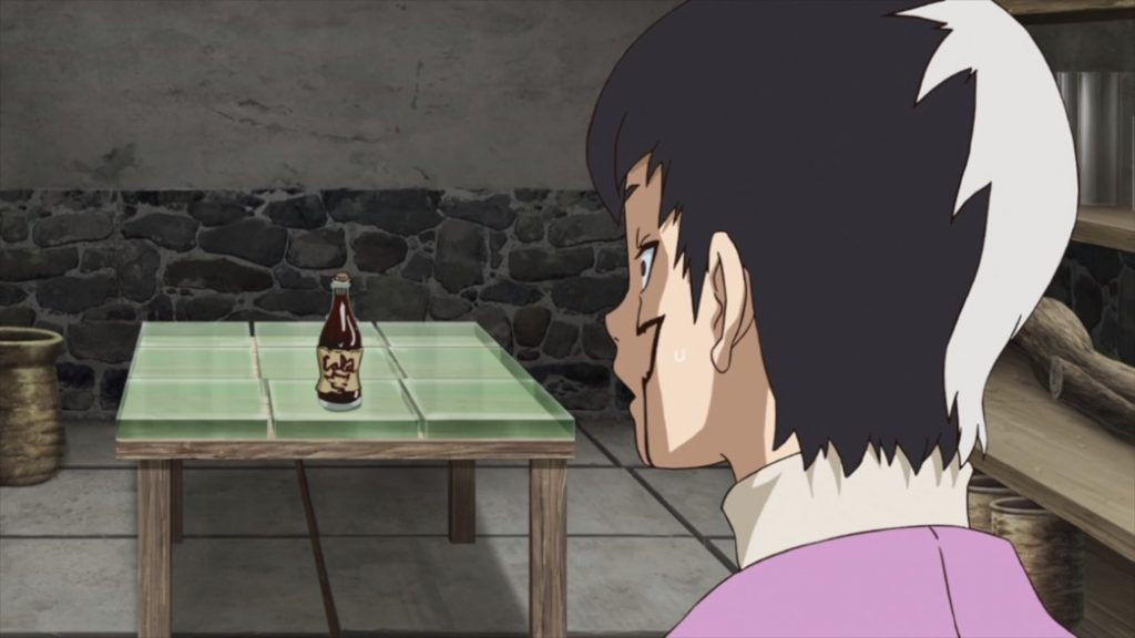 Dr Stone Episode 15 Gen's Cola