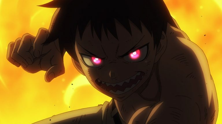 Fire Force Episode 17 Shinra