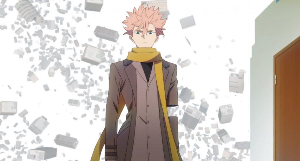 ID Invaded Episode 1 Sakaido