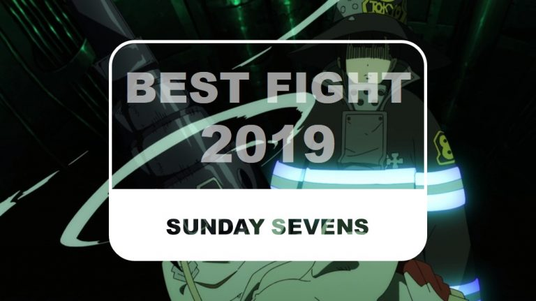 The Otaku Author Sunday Sevens Best Fight 2019