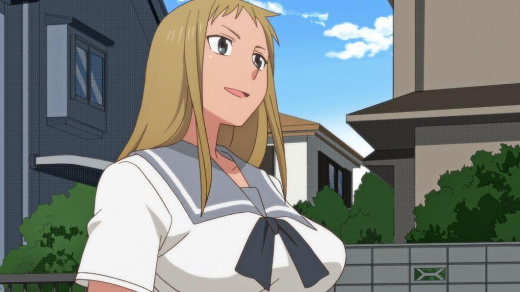 Chio's School Road Episode 3 Madoka