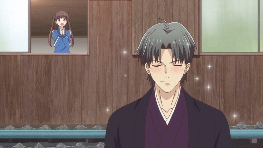 Fruits Basket Episode 9 Shigure's Sacrifice