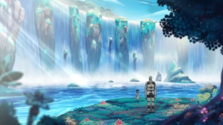 Somali and the Forest Spirit Episode 10 Somali and Golem Waterfalls