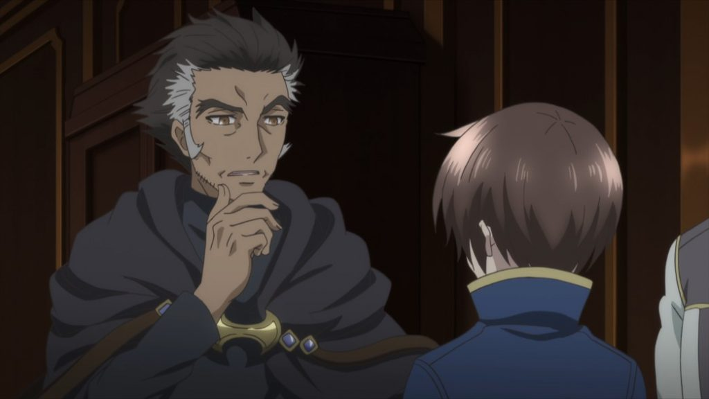 The 8th Son Are You Kidding Me Episode 3 Well meets with Alfred's Master