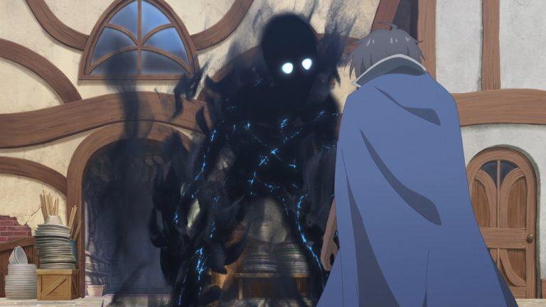 Princess Connect ReDive Episode 11 Yuuki attacked by a Shadow
