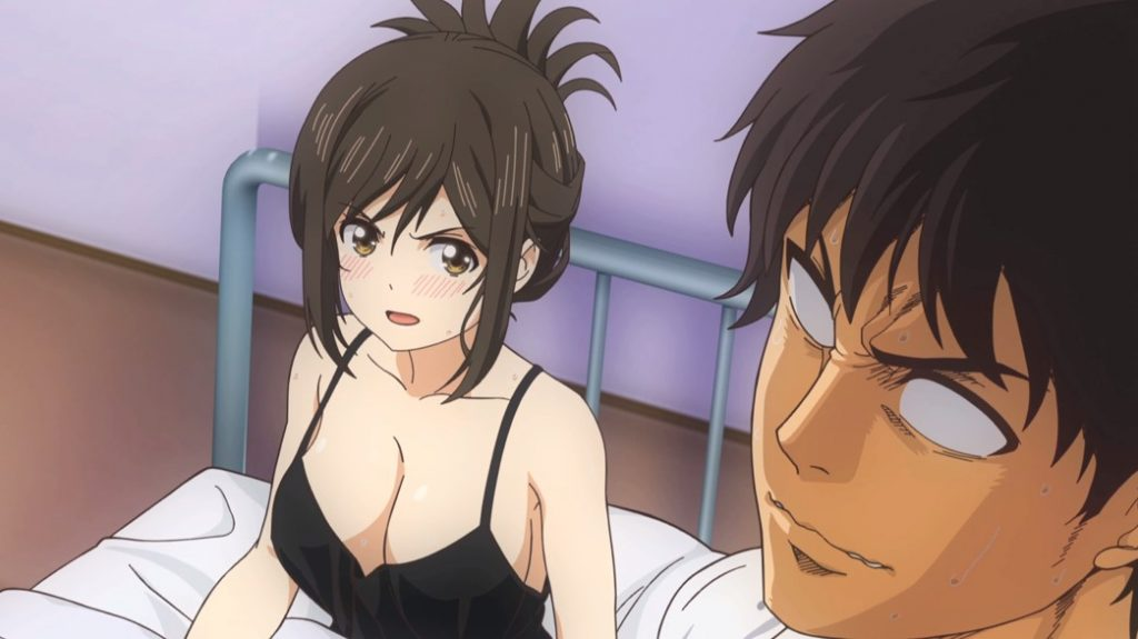 Why The Hell Are You Here Teacher Episode 1 Kojima In The Infirmary