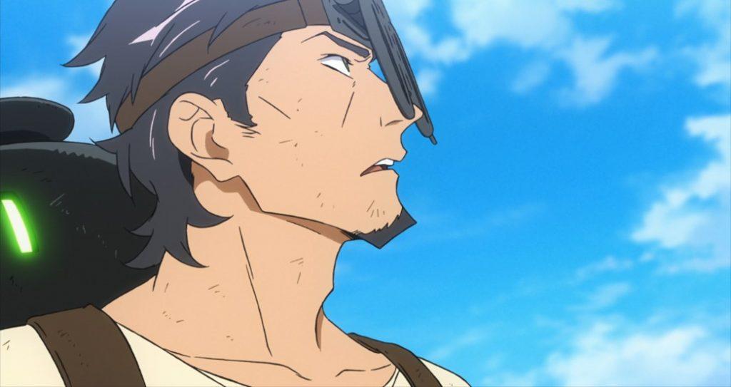 Decadence Episode 1 Kaburagi