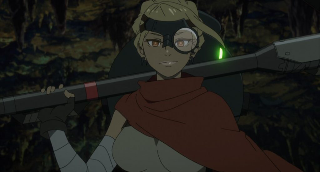 Decadence Episode 4 Kurenai