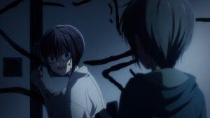 Fruits Basket Episode 46 Young Akito and Yuki