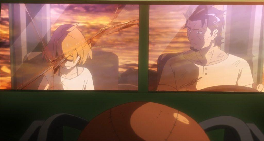 Decadence Episode 10 Natsume and Kaburagi