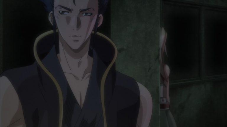 Gibiate Episode 9 Kenroku
