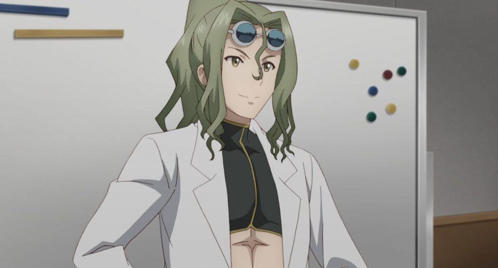 Dokyuu Hentai HxEros Dr Jou