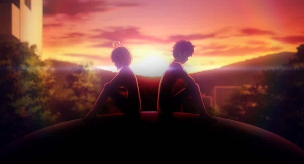 Dokyuu Hentai HxEros Enjou Retto and Hoshino Kirara Naked
