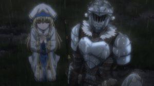 Goblin Slayer Episode 2 Goblin Slayer and Priestess