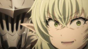 Goblin Slayer Episode 4 Goblin Slayer and High Elf