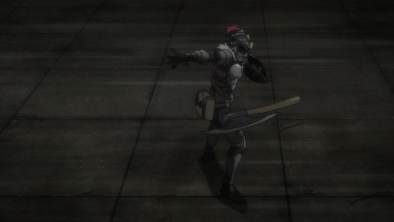 Goblin Slayer Episode 9 Goblin Slayer