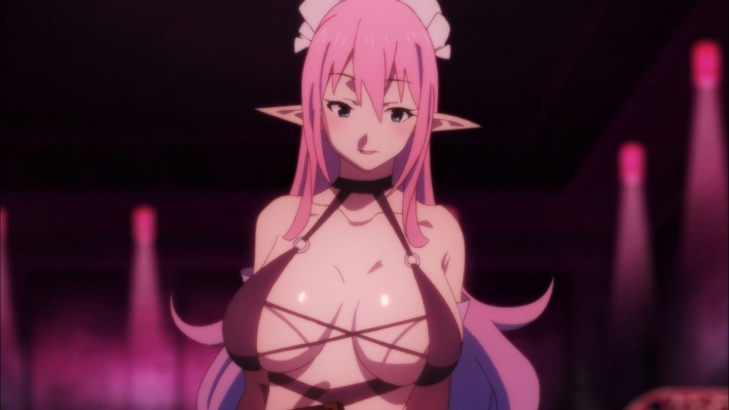 KonoSuba Episode 9 Succubus