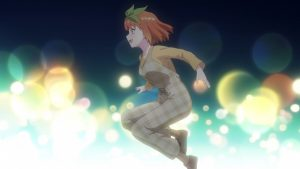 The Quintessential Quintuplets Episode 22 Yotsuba flying high