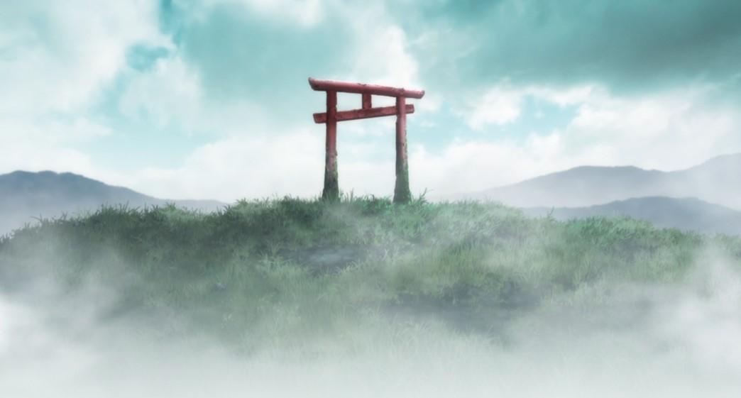 Otherside Picnic Episode 2 Gate