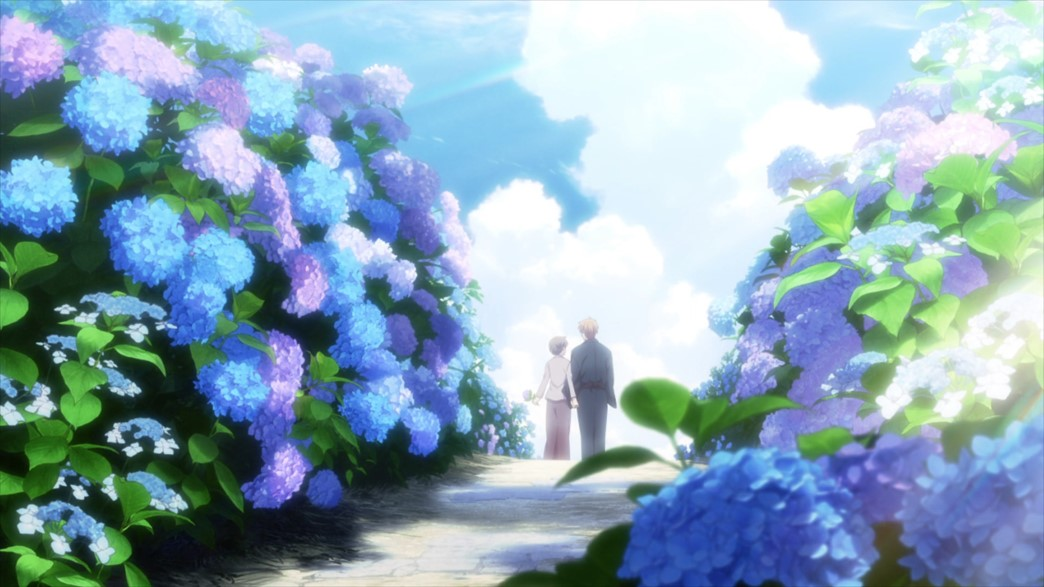 Fruits Basket Episode 63 Tohru and Kyo The End