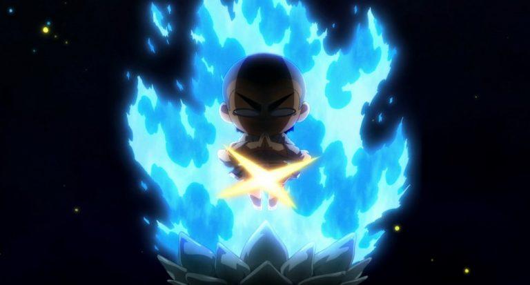 Heaven's Lost Property Episode 16 Tomoki achieves enlightenment