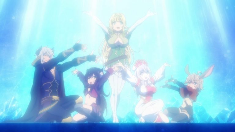 How Not To Summon A Demon Lord 2 Episode 4 Idol finale