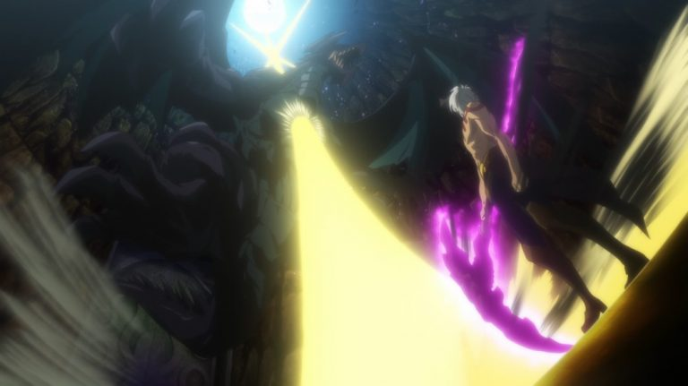 How Not To Summon A Demon Lord 2 Episode 5 Diablo defeats the black dragon