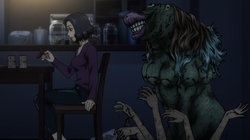 Jujutsu Kaisen Episode 11 Cursed spirit finds Yoshino's mother