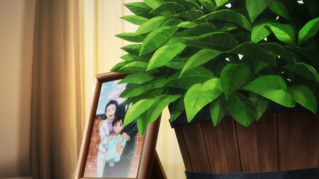 Jujutsu Kaisen Episode 11 Yoshino Family Photo