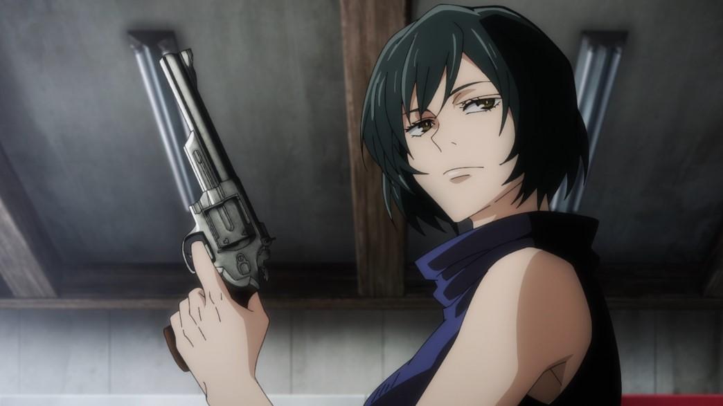 Kaisen Episode 8 Mai Zenin