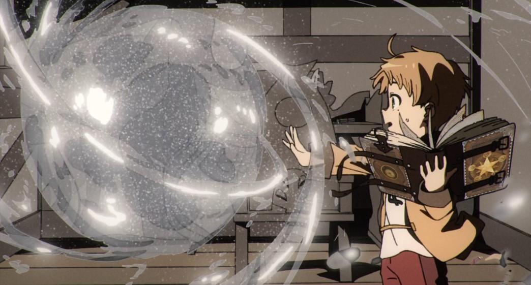 Mushoku Tensei Jobless Reincarnation Episode 1 Rudeus develops magical abilities