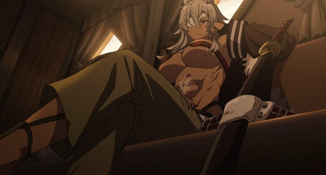 Mushoku Tensei Jobless Reincarnation Episode 5 Ghislaine