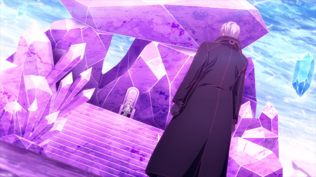 Ansatsu Kizoku Episode 1 A Goddess summons the Assassin's soul