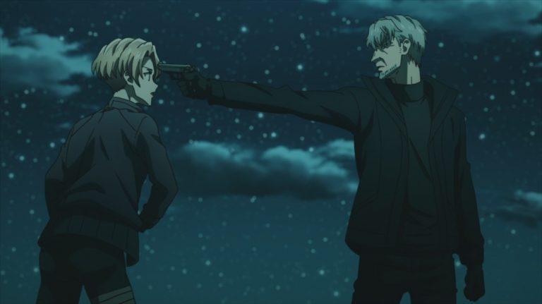 Ansatsu Kizoku Episode 1 The Assassin and Apprentice