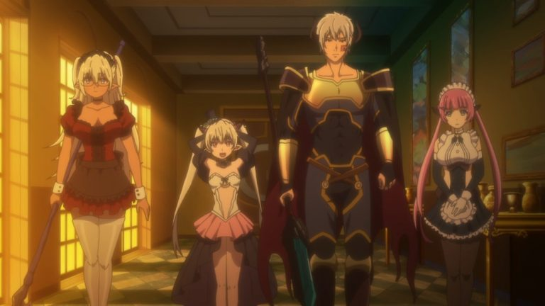 How Not To Summon A Demon Lord 2 Episode 7 Diablo Klem Edelgard and Rose