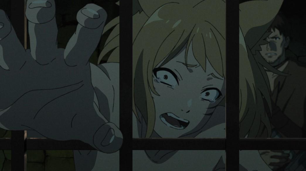 Mushoku Tensei Jobless Reincarnation Episode 13 Smuggler Beast girl