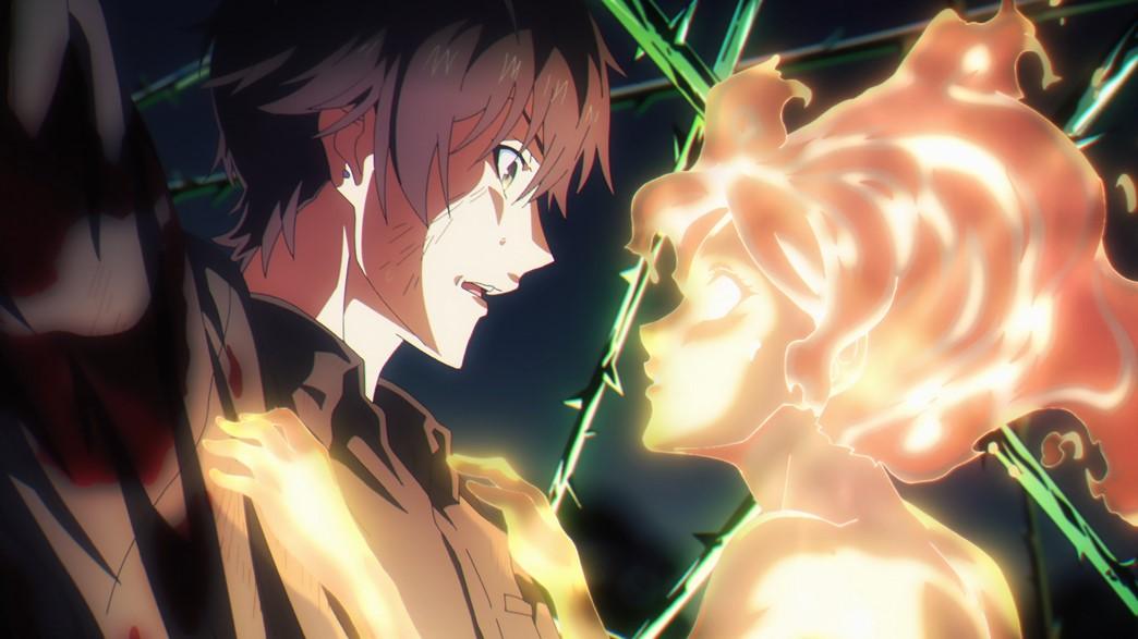 Takt Op Destiny Episode 2 Takt and Orange Meteorite